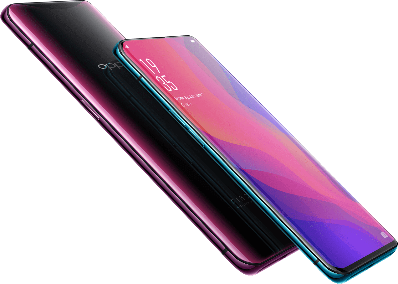 Oppo Find X 10GB RAM model's AnTuTu Benchmark score leaked online