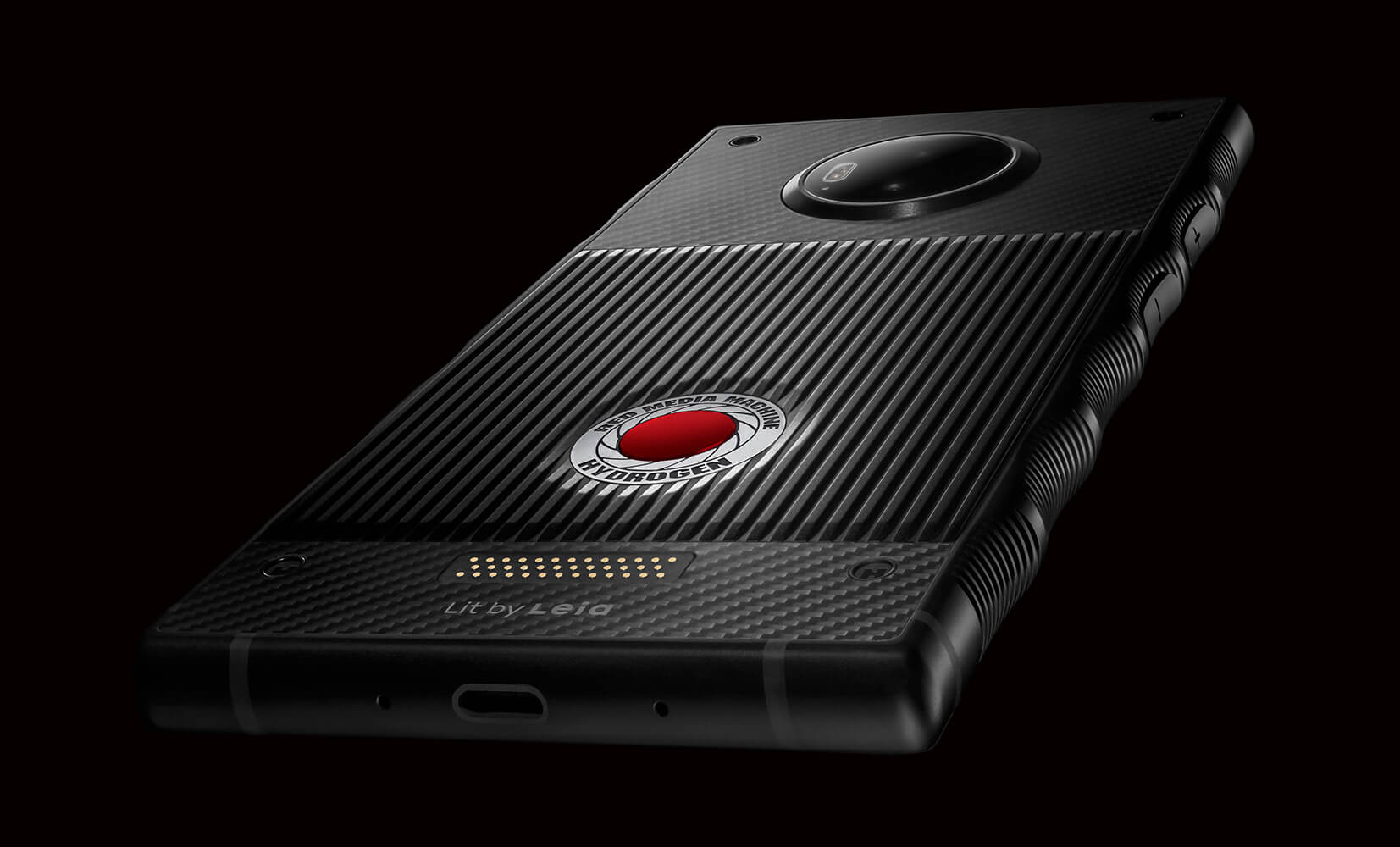 Red's titanium Hydrogen One phone is a disaster: expect further delays
