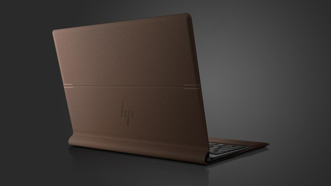 HP's Spectre Folio is the world's first leather convertible PC