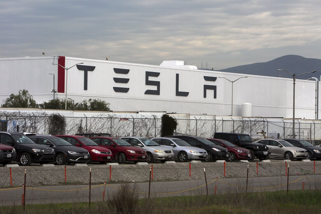 Tesla delivered over 83,000 vehicles during Q3 2018