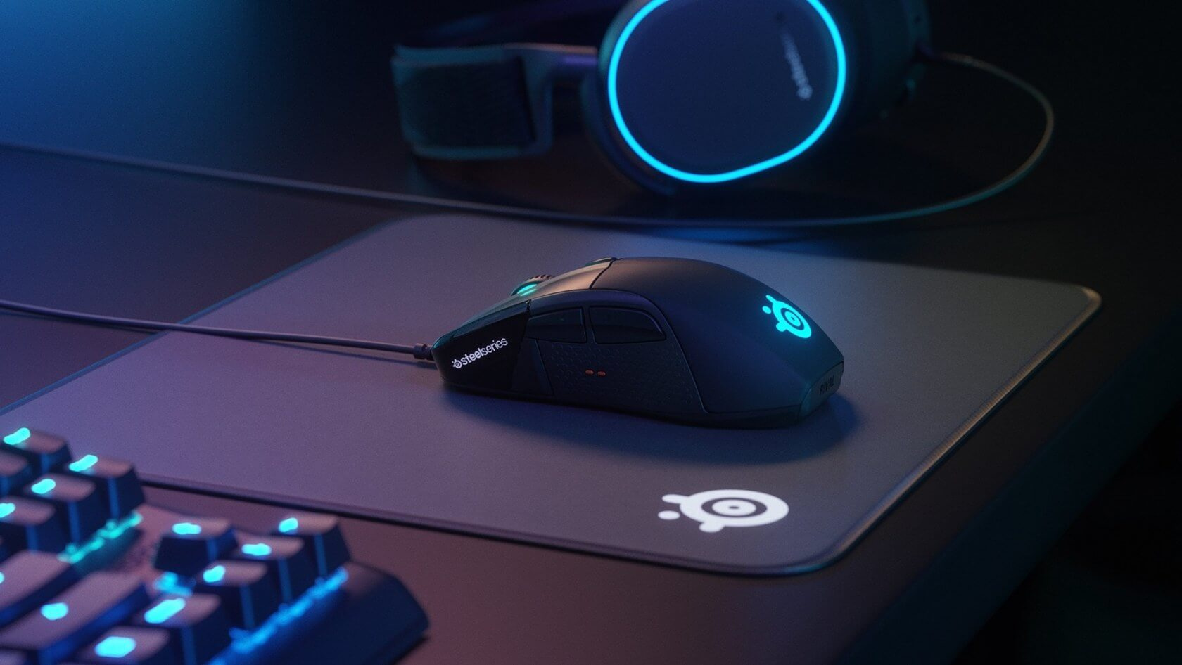 SteelSeries launches two high-end gaming mice, the Rival 650 and 710