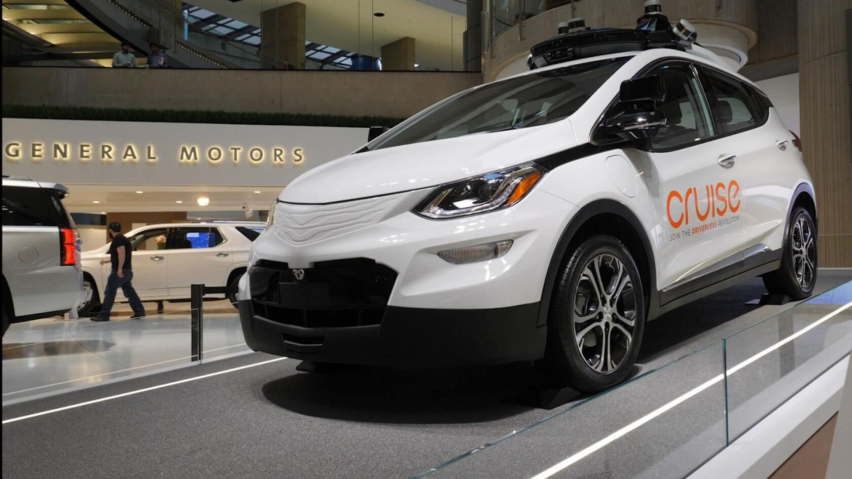 Honda Is Partnering Up With Gm To Develop A New Autonomous Vehicle