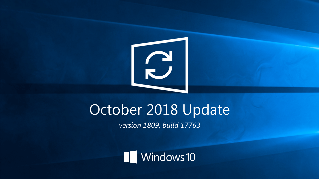 Discover all the new features in the Windows 10 October 2018