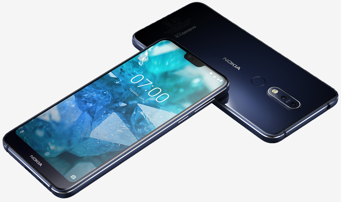 The Nokia 7 1 looks to be well worth its $350 asking price