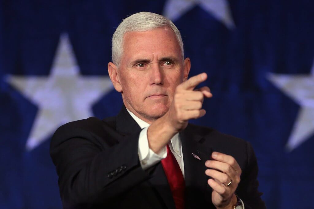 VP Mike Pence Slams Google Over Chinese Search Engine Project