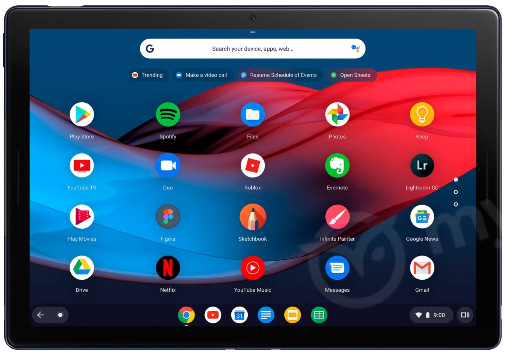 New details and images leak of Google's upcoming Pixel Slate tablet