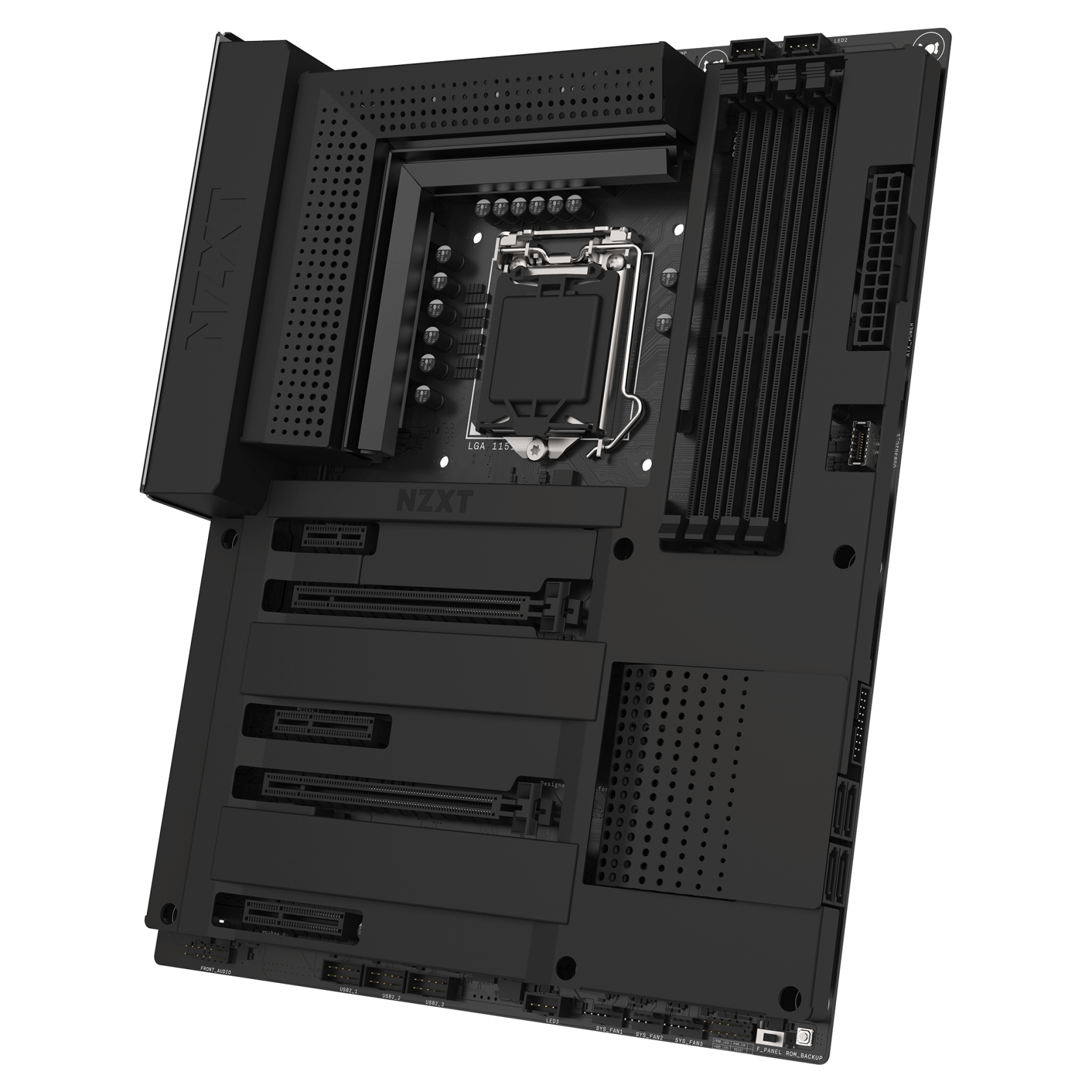 NZXT releases their second ever motherboard, the N7 Z390