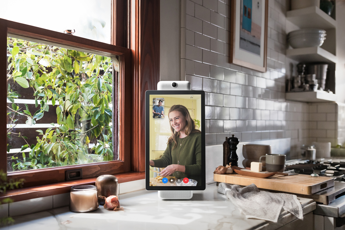 Facebook is launching new Portal models later this year