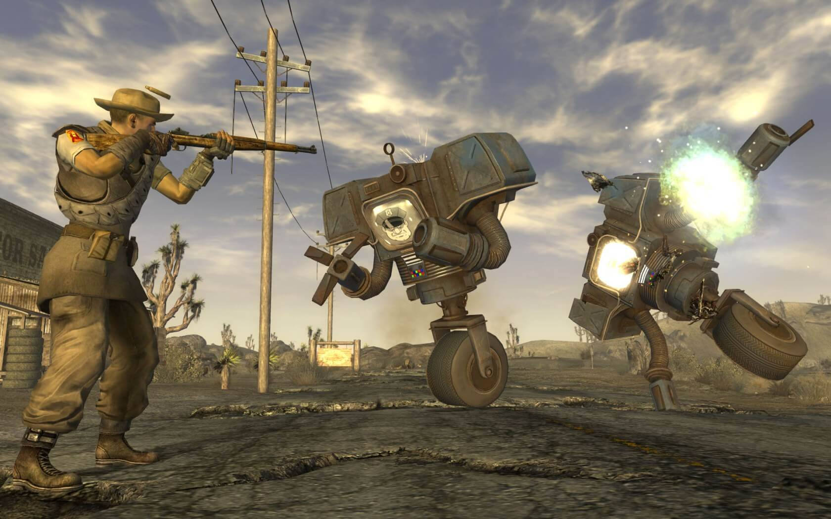 Microsoft Rumored to Buy Fallout: New Vegas Developer Obsidian