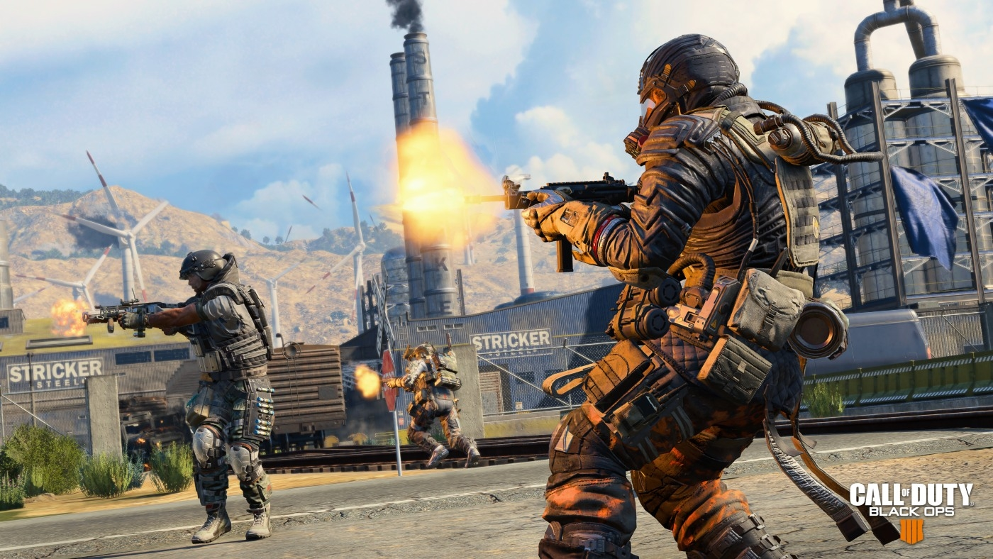 Call of Duty: Black Ops 4 requires 50GB day one patch for