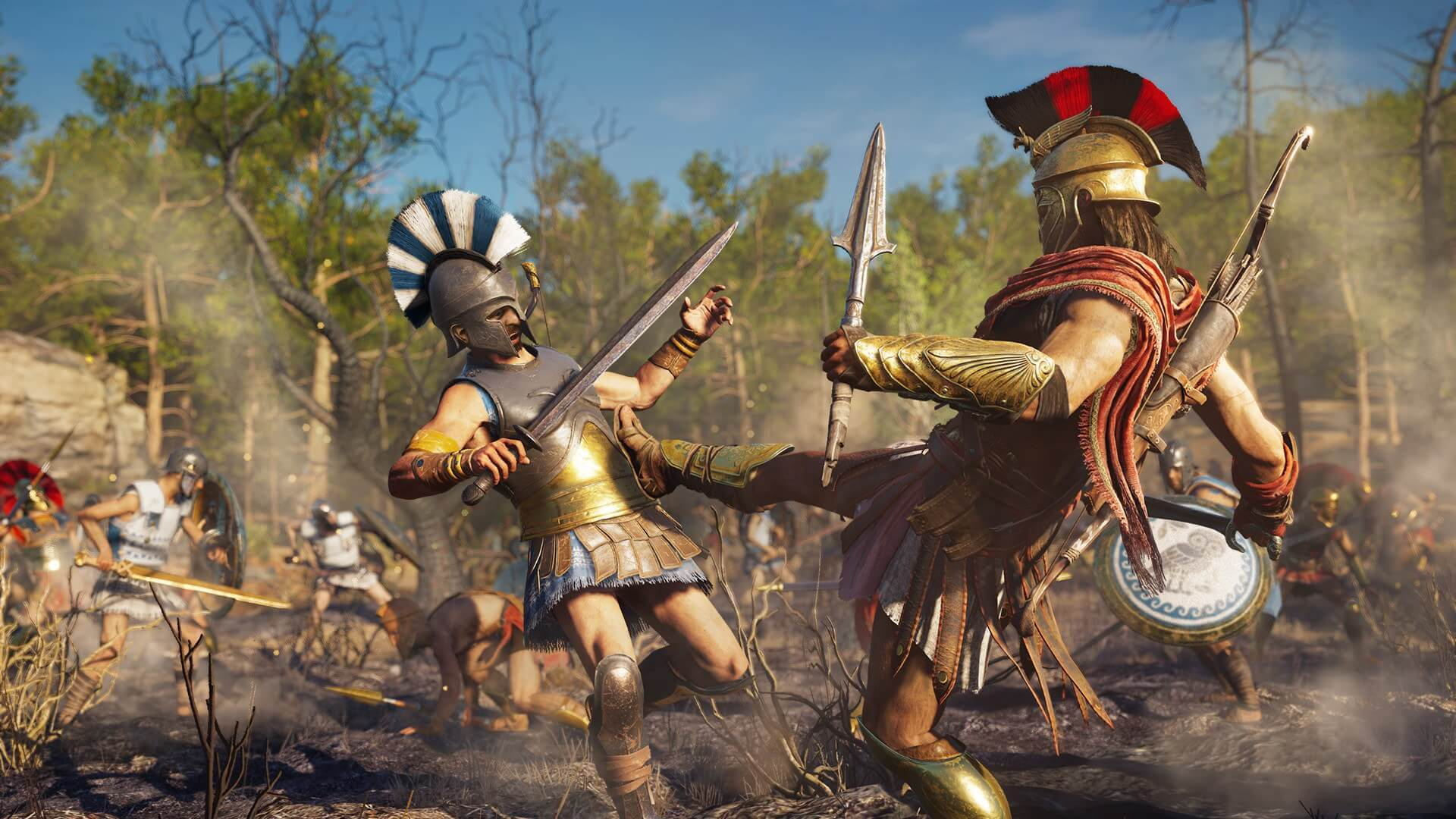 Assassin's Creed Odyssey hits 62K concurrent players on Steam, beating Origins' peak