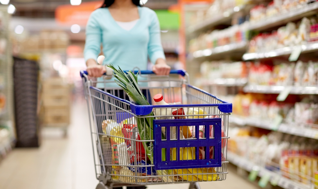 Walmart patents biometric shopping cart to track your vitals
