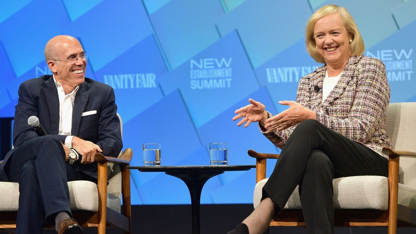 Quibi is the New Mobile Video Start-up from Jeffrey Katzenberg and Meg Whitman