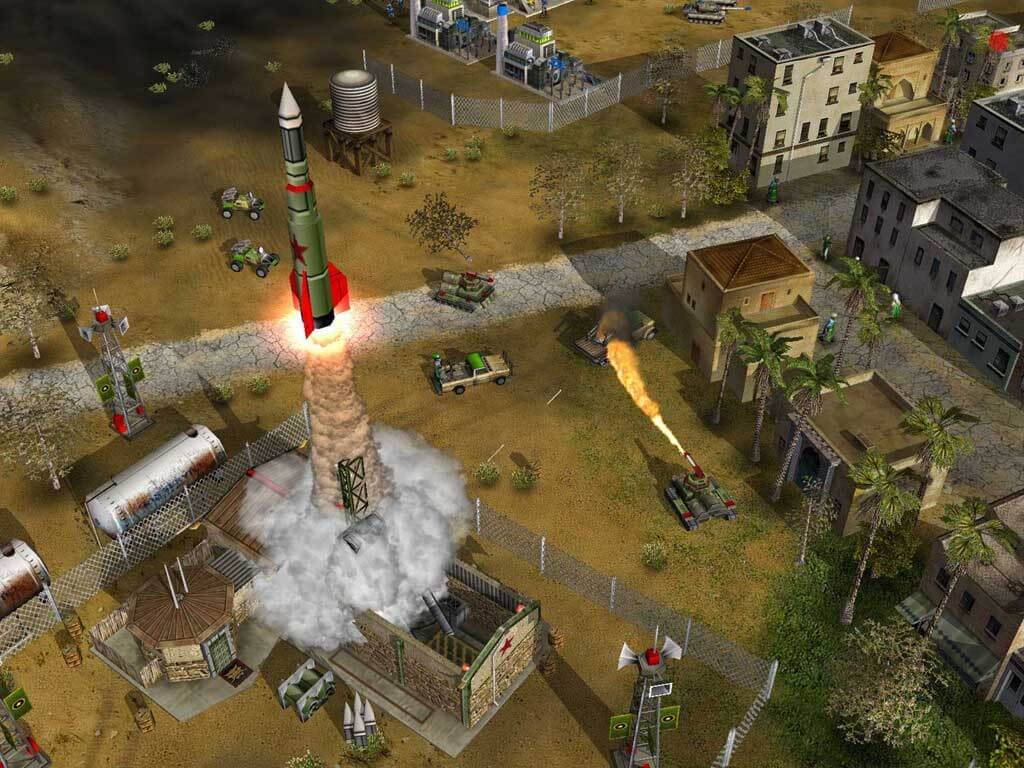 EA says it plans to remaster classic Command and Conquer games