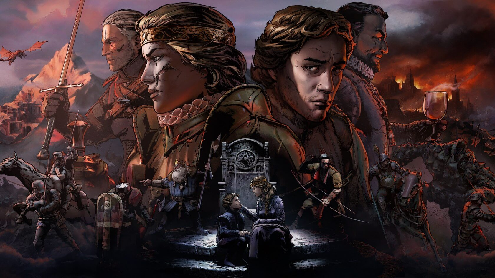 CD Projekt Red drops 37-minute Thronebreaker gameplay demo
