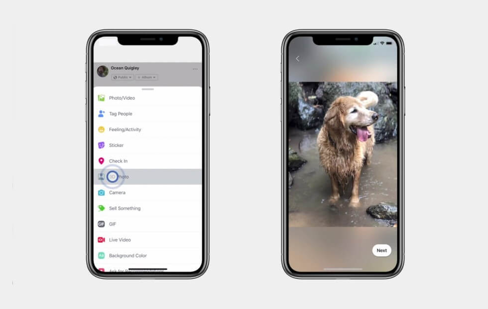 Facebook launches 3D Photos feature, bringing your newsfeed images to life