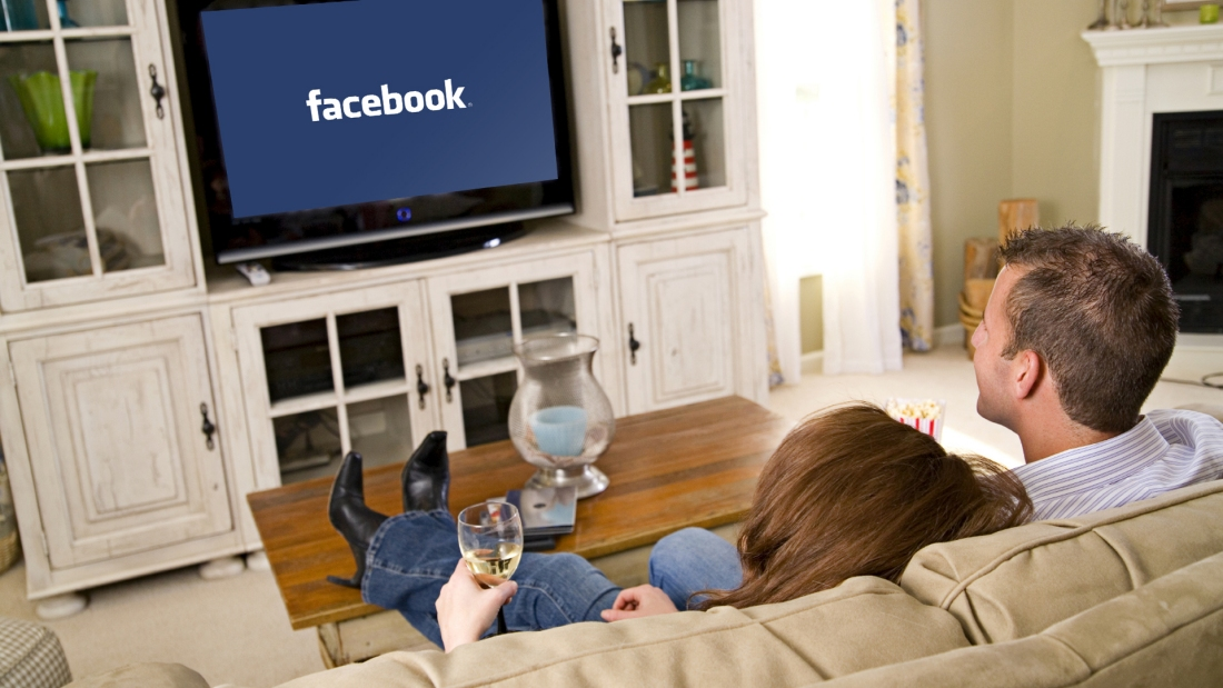 Another Video Streaming Product From Facebook That Attaches To A TV