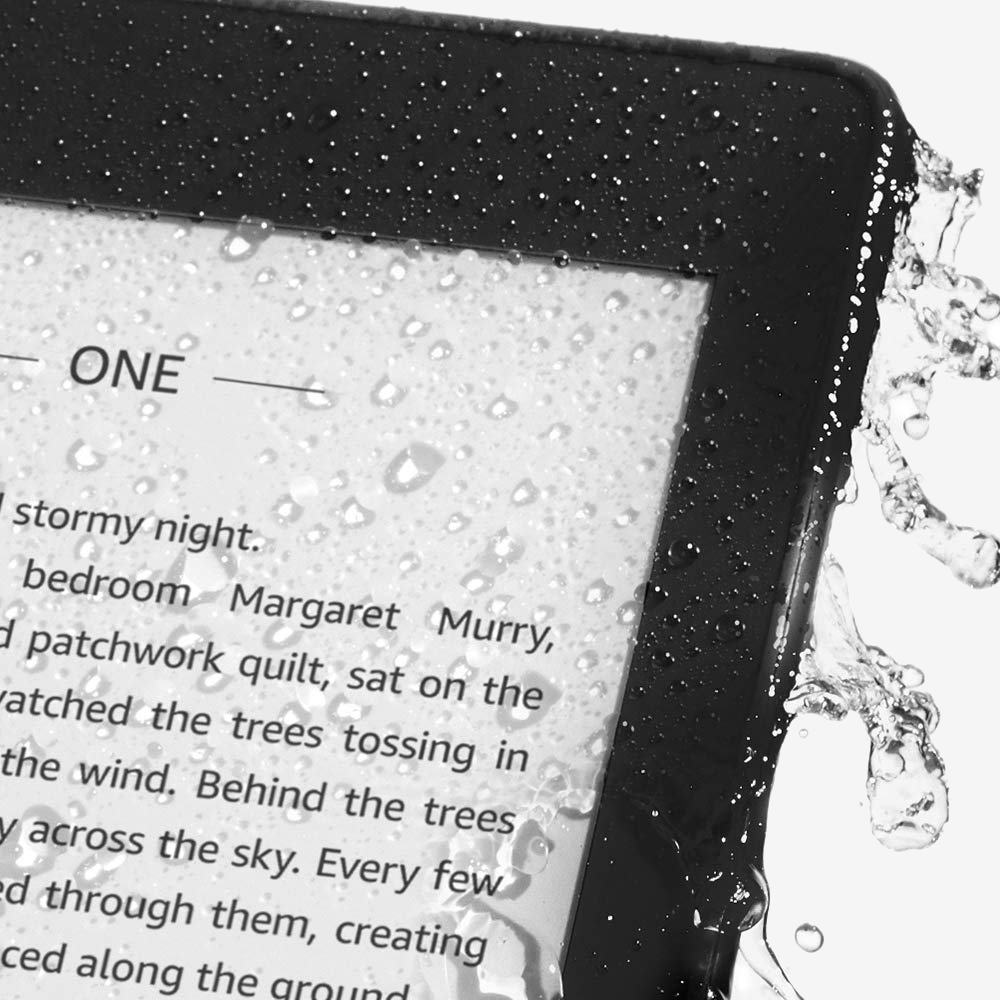 Amazon unveils waterproof Kindle Paperwhite with double the storage