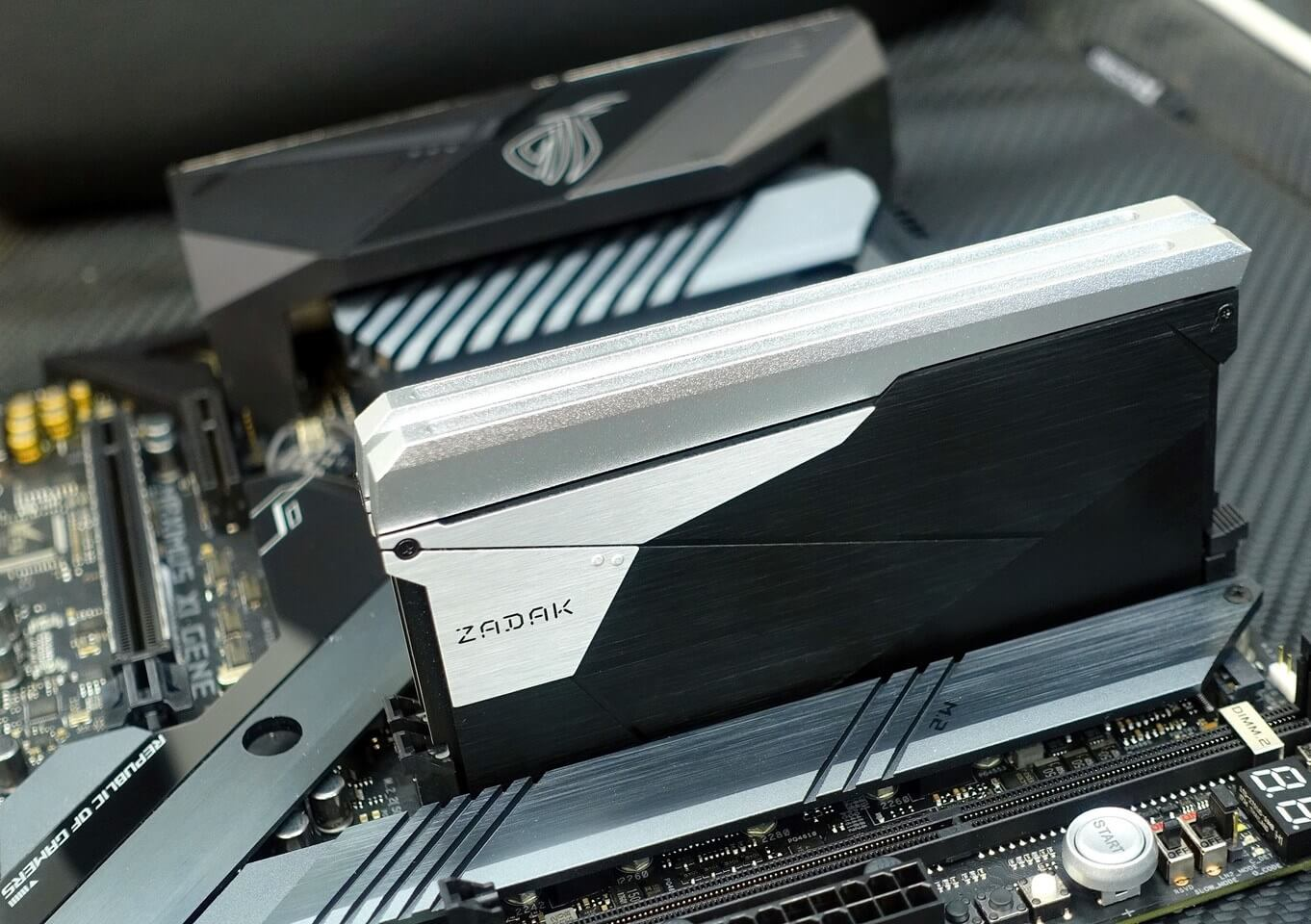 Intel's 9th-gen CPUs will support 128GB of DDR4 RAM