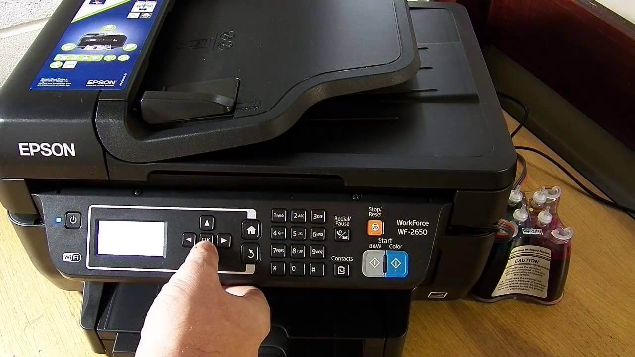 EFF calls for investigation of Epson for anticompetitive printer