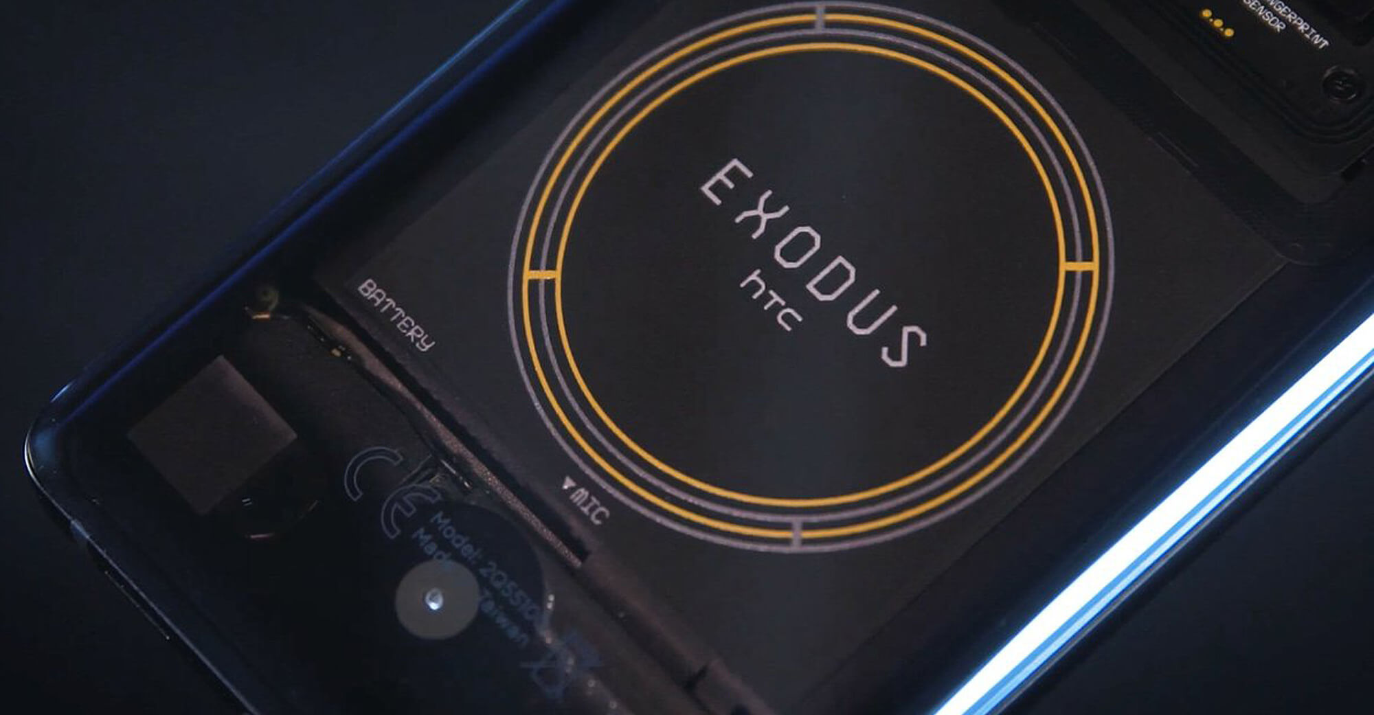 HTC's Exodus phone can only be bought with Bitcoin and Ethereum