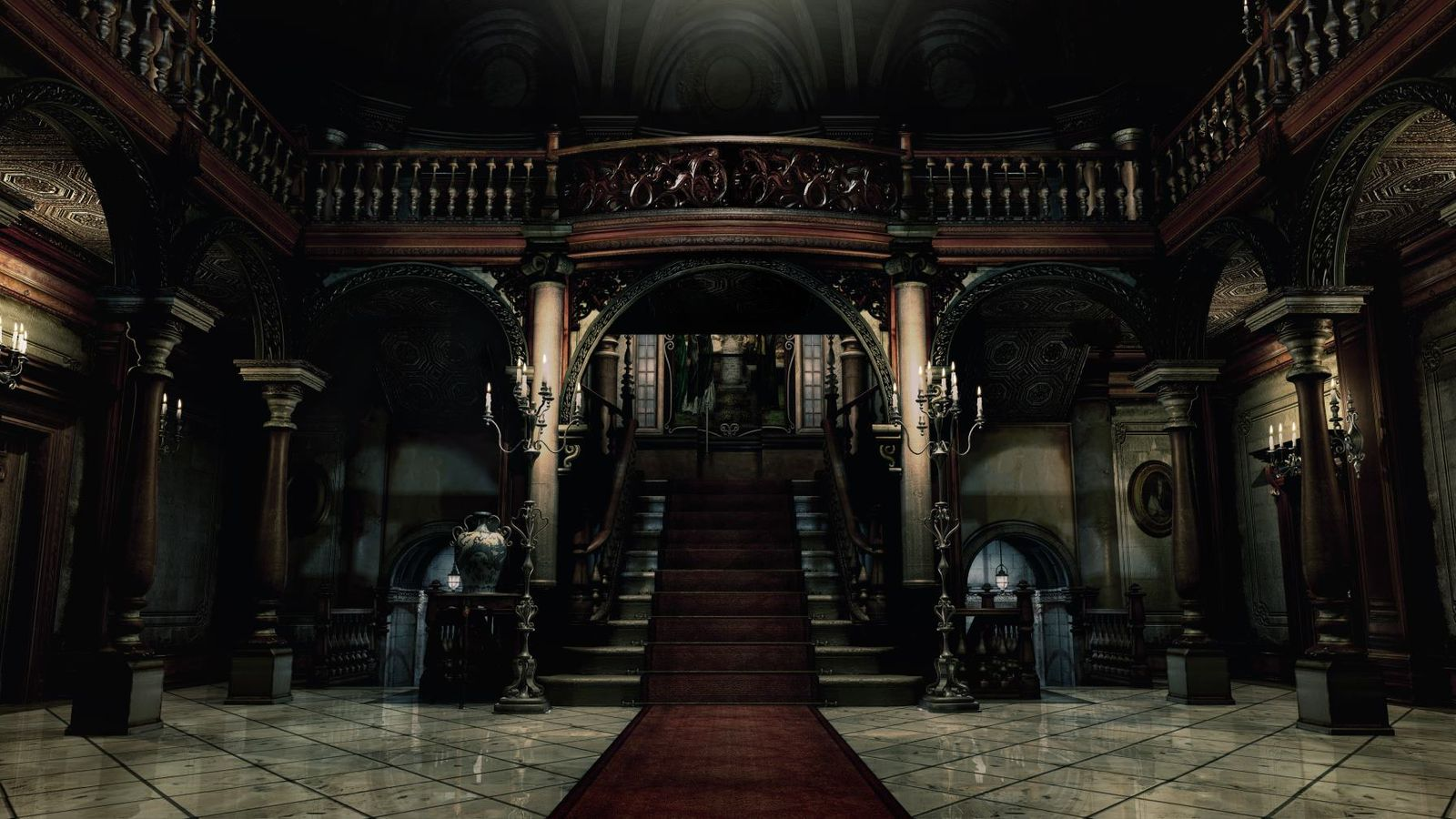 Three classic Resident Evil titles are coming to Nintendo Switch