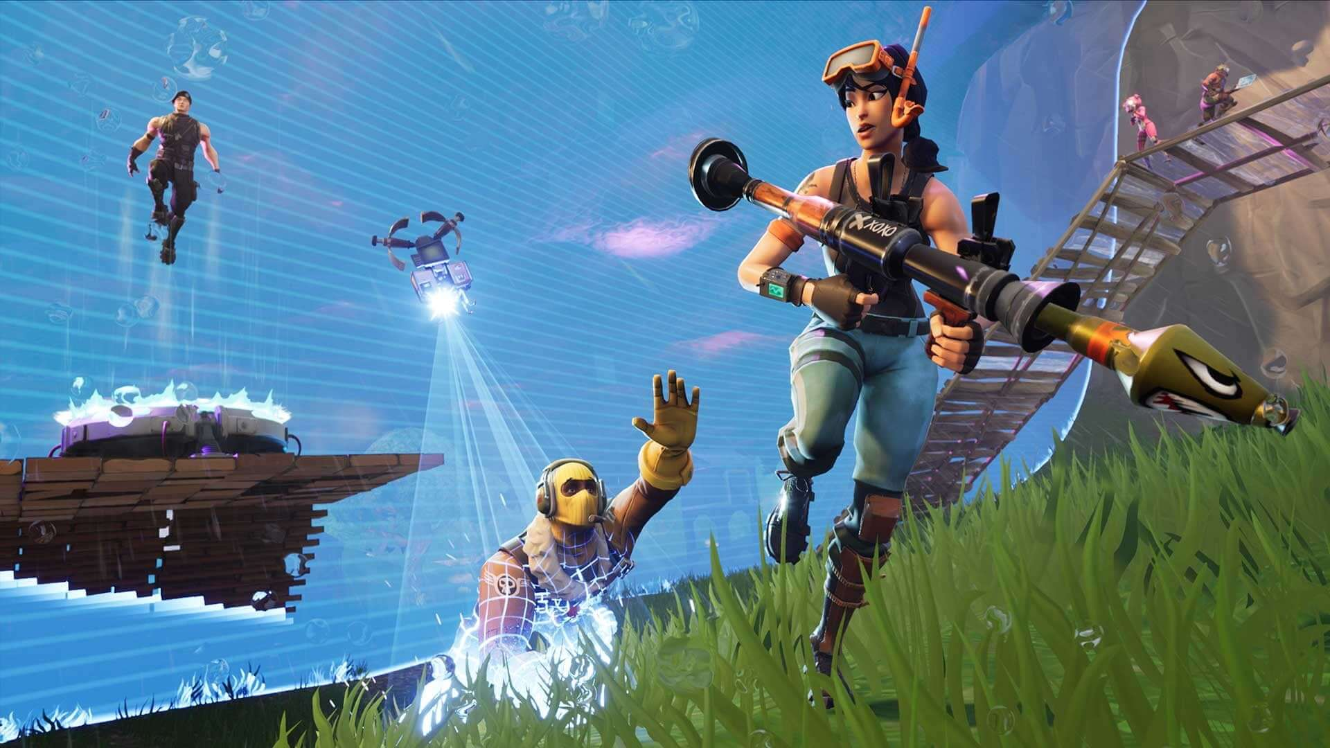 Epic Games sues company behind disastrous Fortnite Live festival