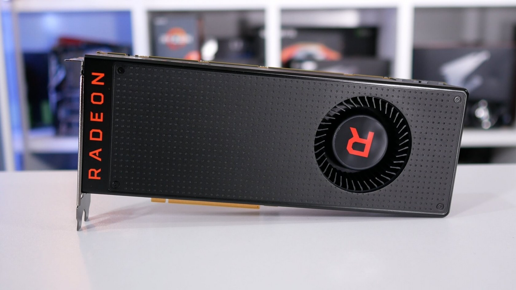 AMD is working on 'high-performing' GPUs, but it may be a while