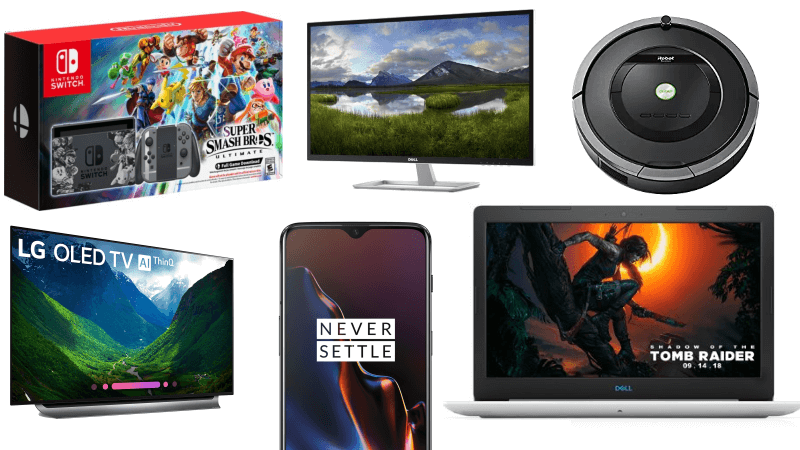 Black Friday pricing ahead of time on TVs, laptops and more tech gear