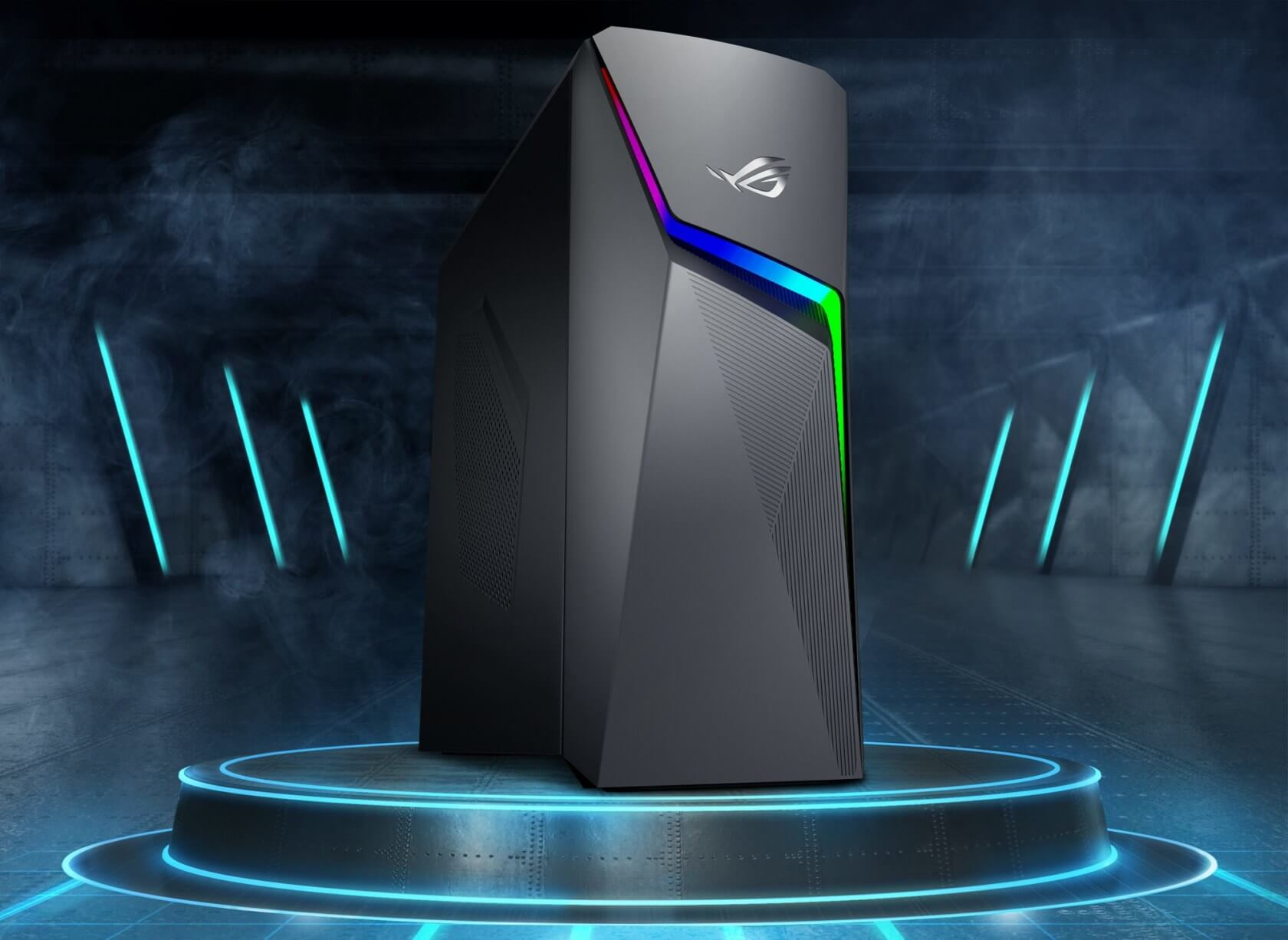 Asus announces the 'ROG Strix GL10CS,' an 'affordable' compact PC with solid hardware