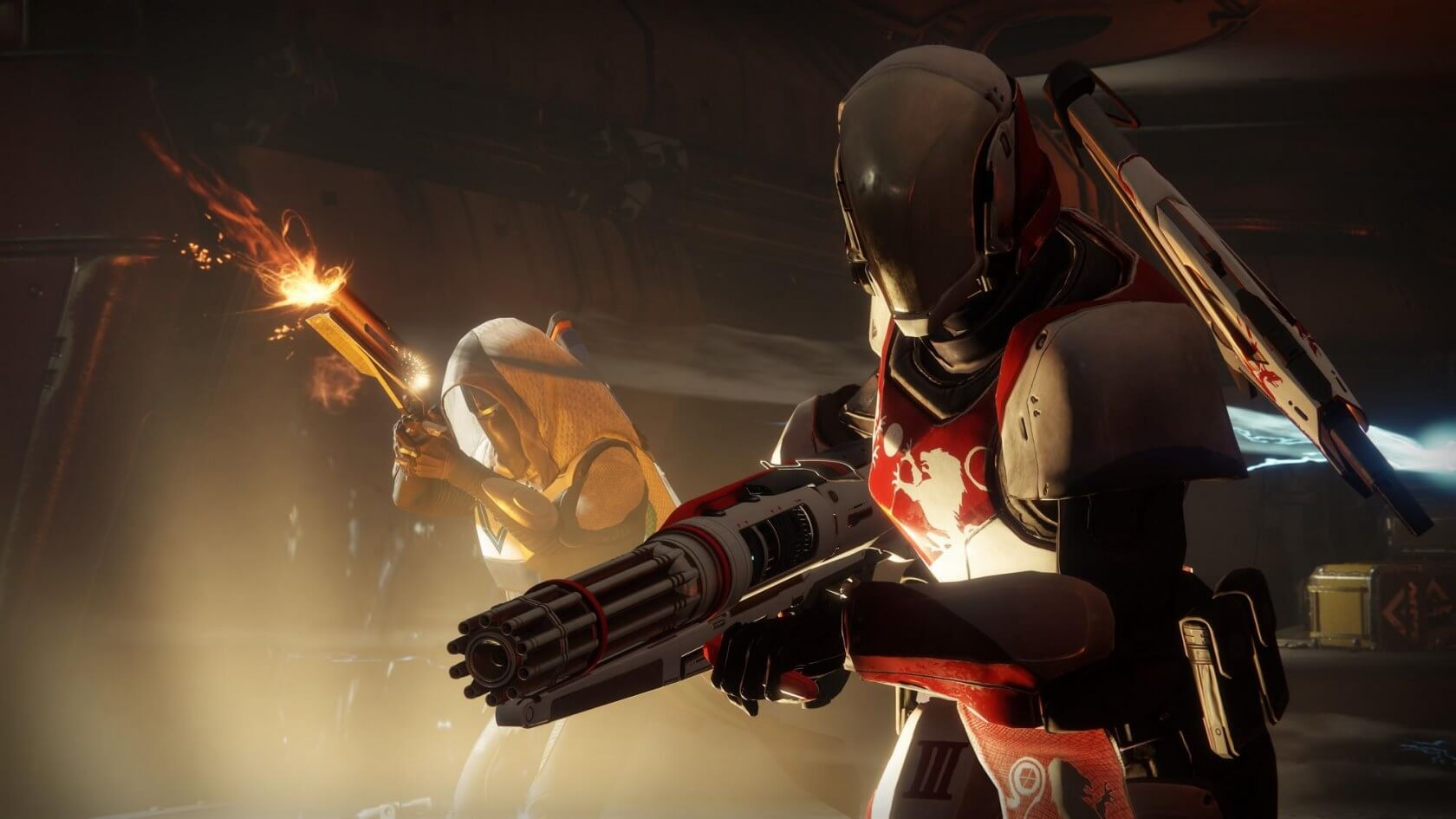Destiny 2 is free to keep if you download it on PC before November 18
