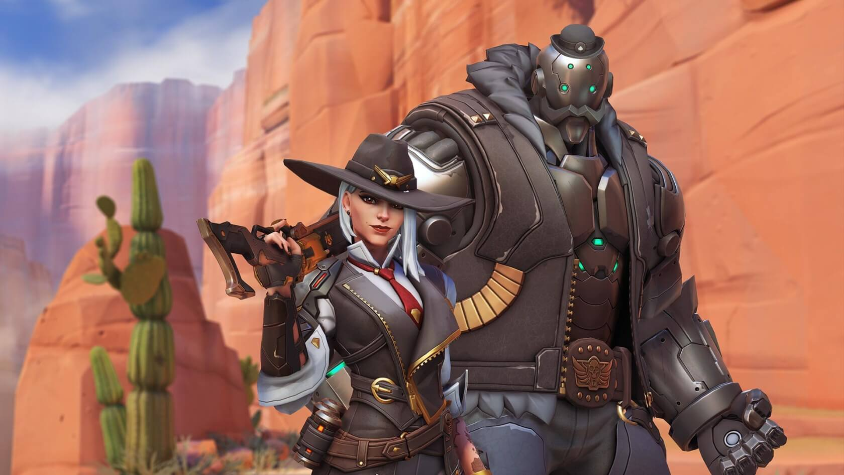 Overwatch Hero 29 Ashe announced in new Reunion animated short