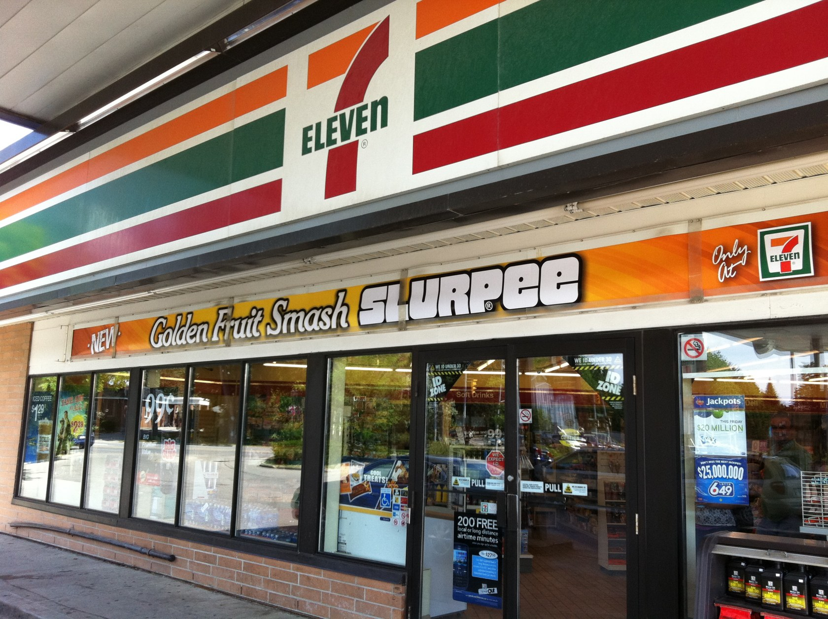 7-Eleven is testing a 'scan and go' mobile checkout system