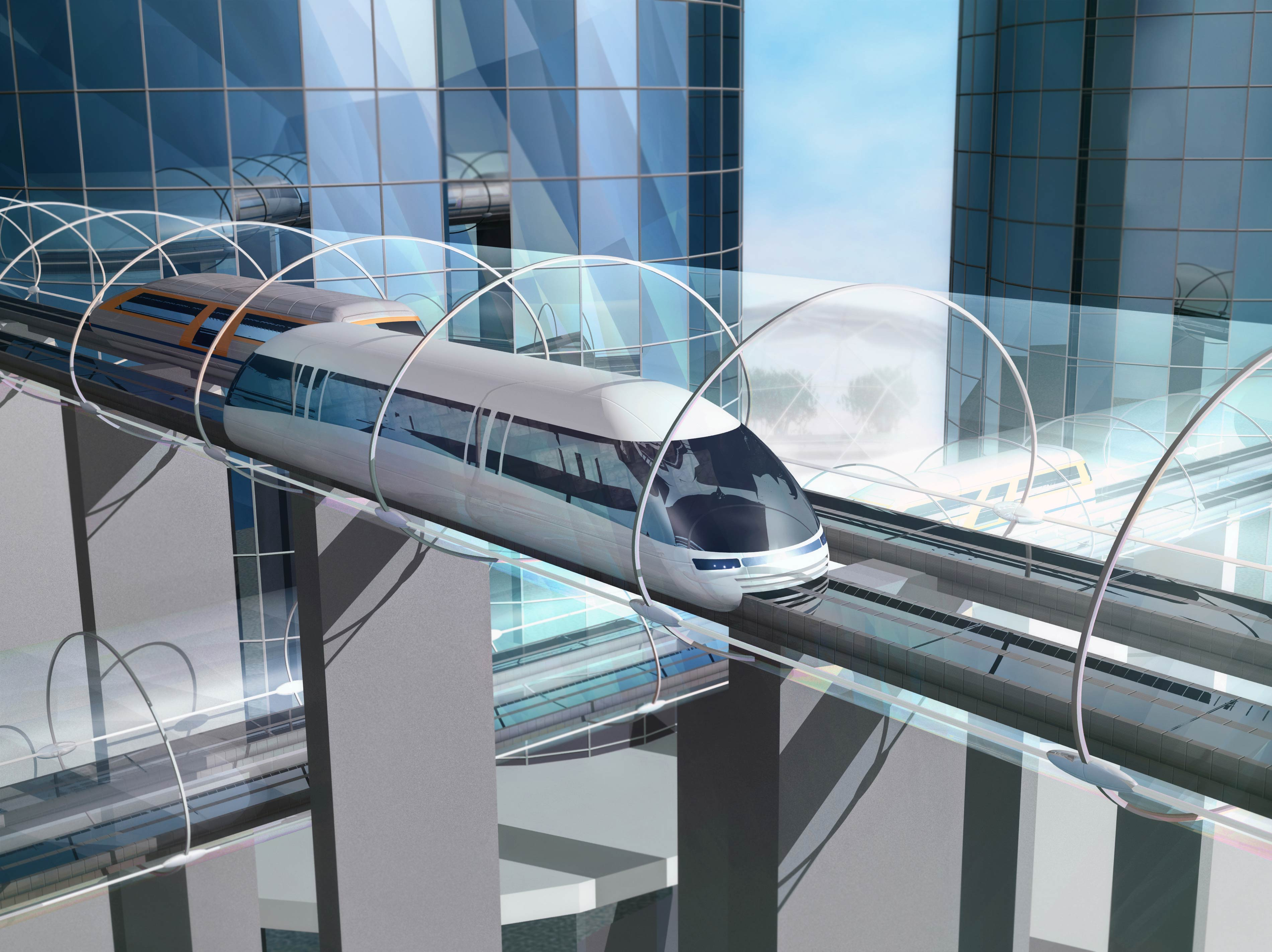 China signs a deal to begin development of supersonic trains