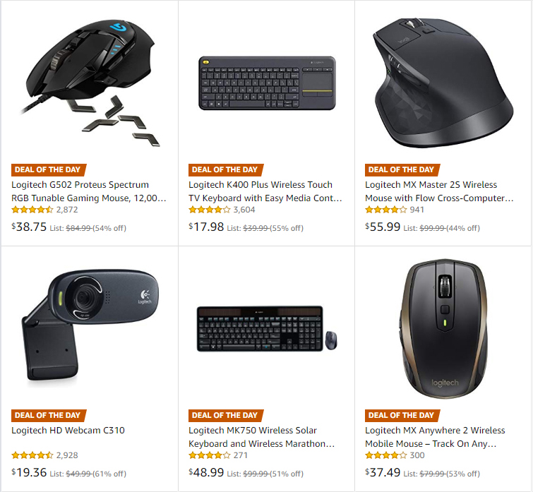 c63702bb8b6 If it's new speakers you need, Amazon has you covered here as well. The  Logitech Z313 system is going for $24.99, half off its regular $49.99 price  point, ...