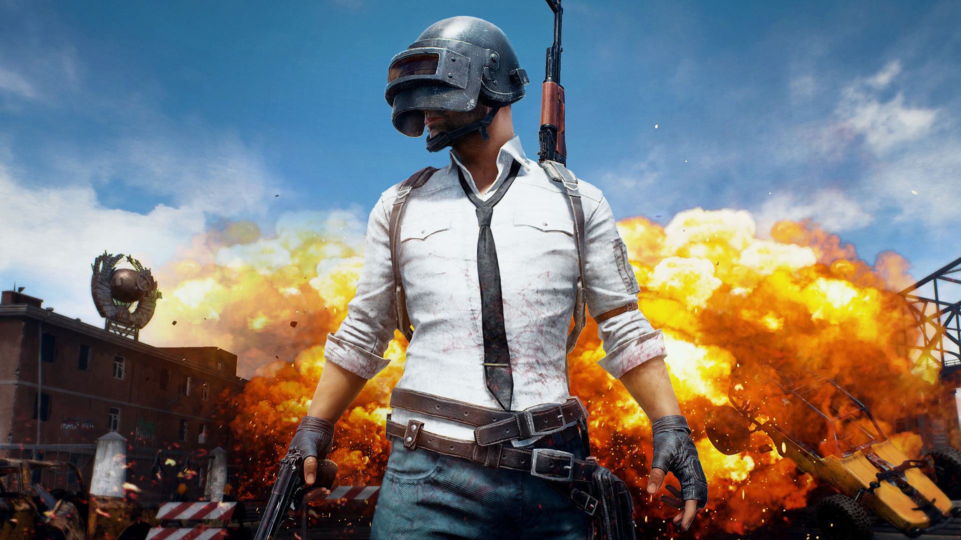 All signs point to PUBG coming to PS4 in December