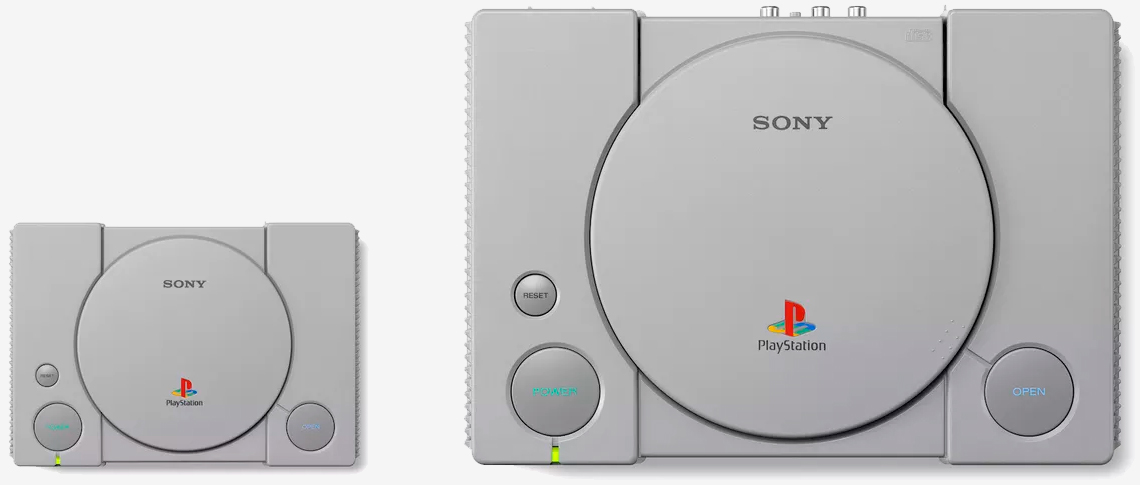 PlayStation Classic hands-on opinions: a faithful reproduction that's missing some key games