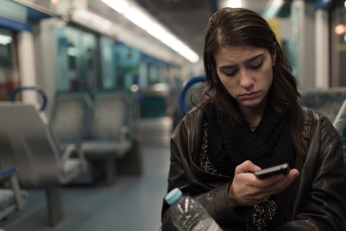 Spending Too Much Time on Social Media May Increase Risk of Depression