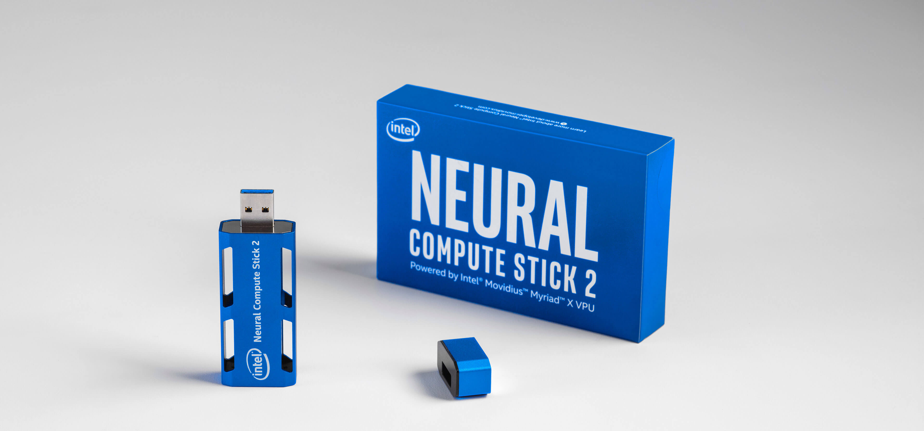 Intel announces the Neural Compute Stick 2 for deep learning