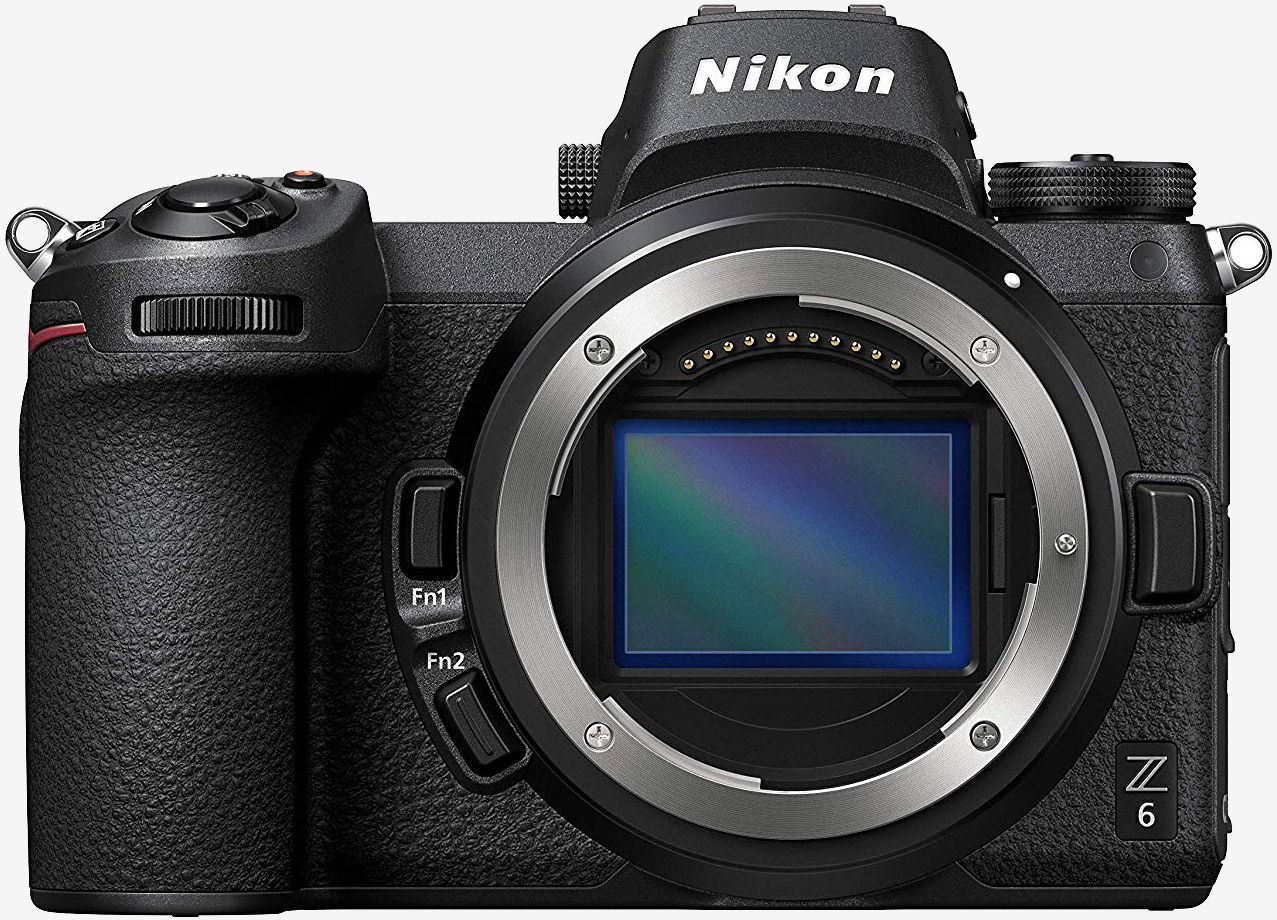 Nikon's more affordable Z6 full-frame mirrorless camera goes on sale Friday