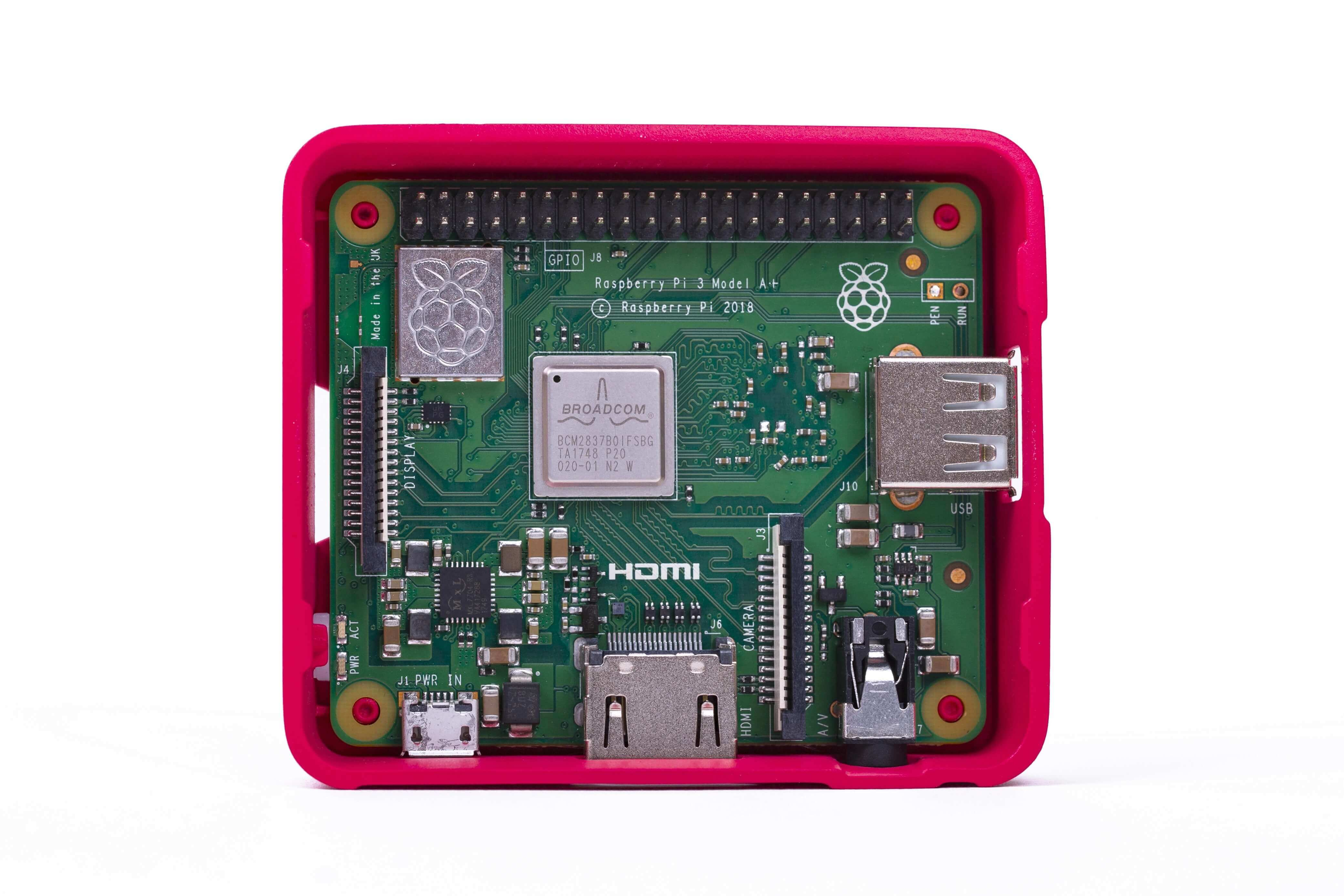 Makers rejoice: Raspberry Pi 3 Model A+ is out