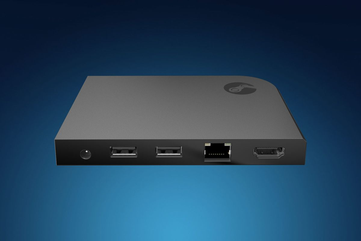Steam Link box discontinued and nearly sold out