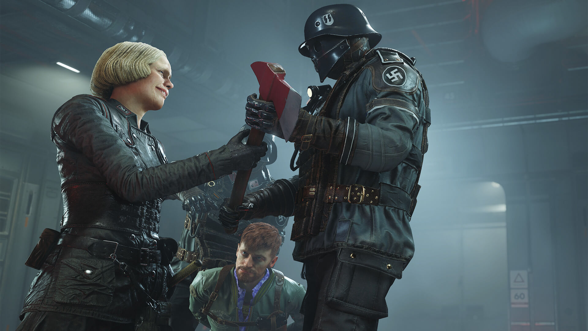 Benchmarks of Wolfenstein II with RTX Adaptive Shading show performance boost