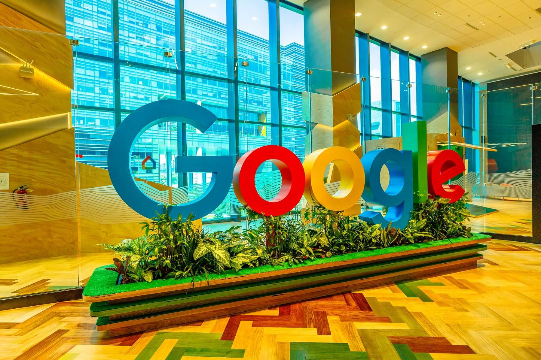 Google settles case with contractor who complained of racial discrimination