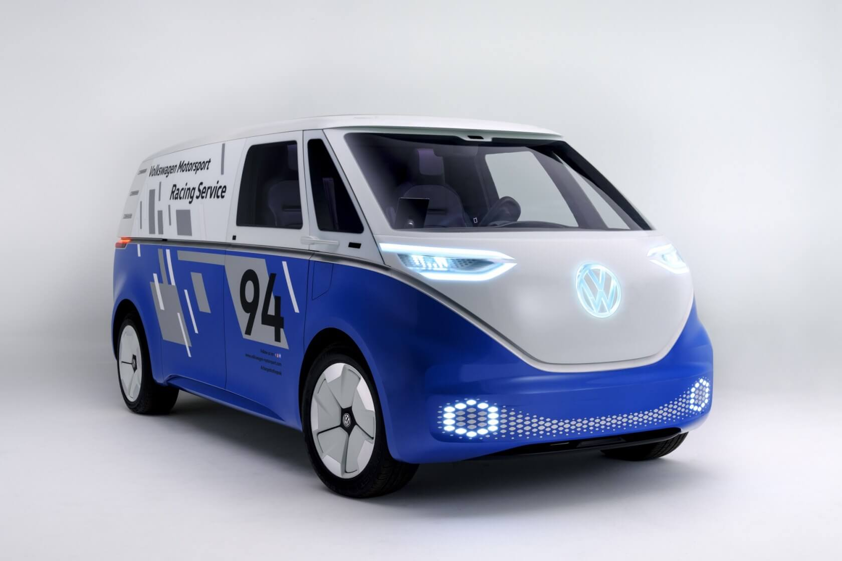 Volkswagen unveils concept electric delivery vehicles: the 'Buzz Cargo' van and the 'Cargo e-Bike'