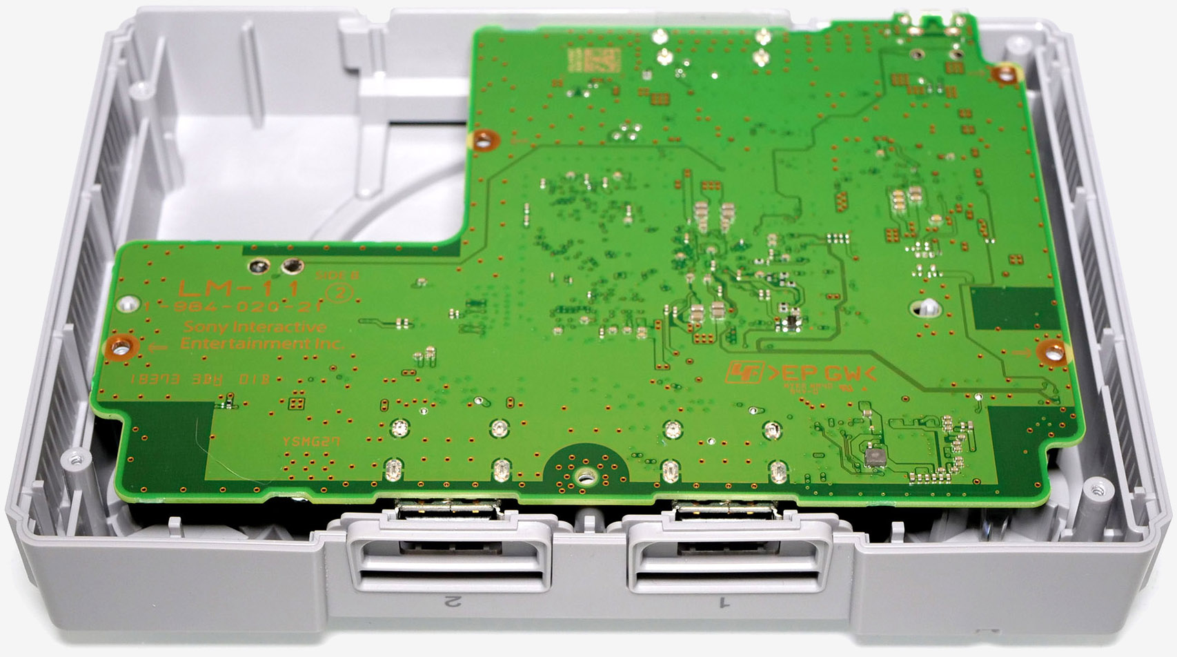 PlayStation Classic teardown reveals mobile ARM chipset on a custom