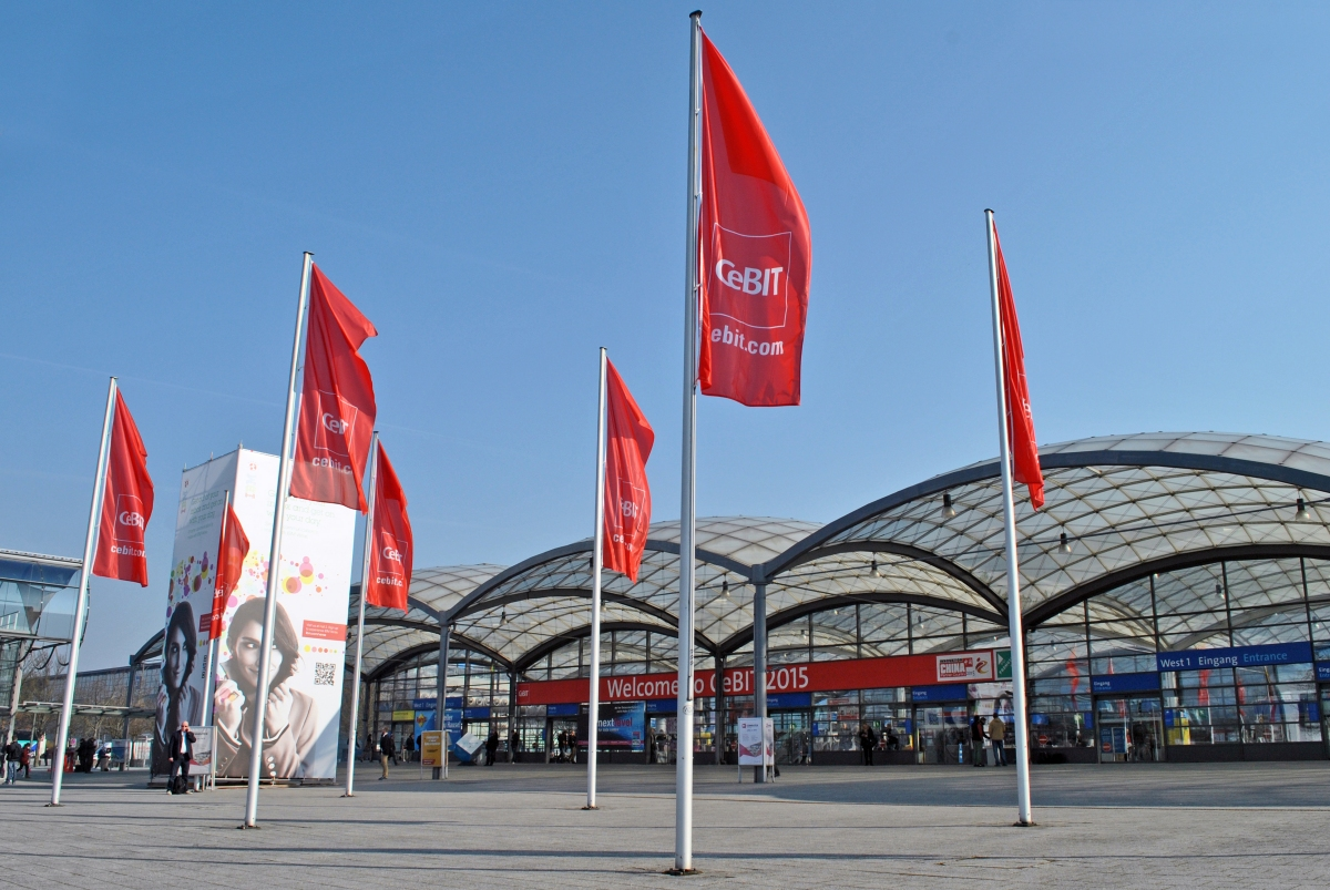 CeBIT computer expo canceled due to declining visitors