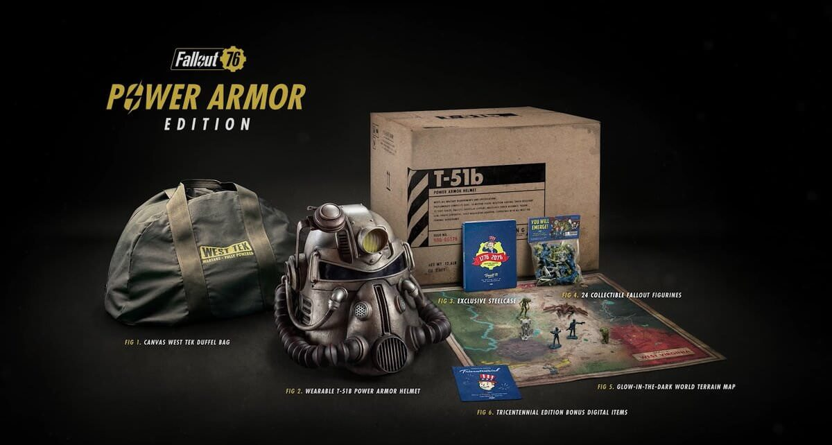 Bethesda SCREWS GAMERS over $200 version of Fallout 76