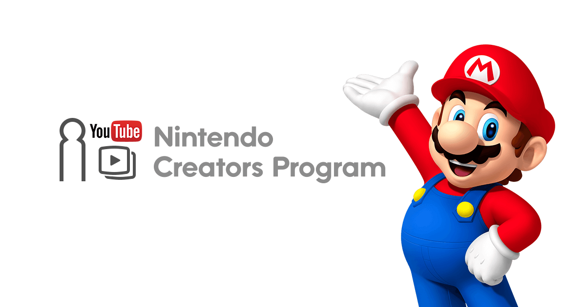 Nintendo Creators Program axed, YouTubers and Twitchers rejoice
