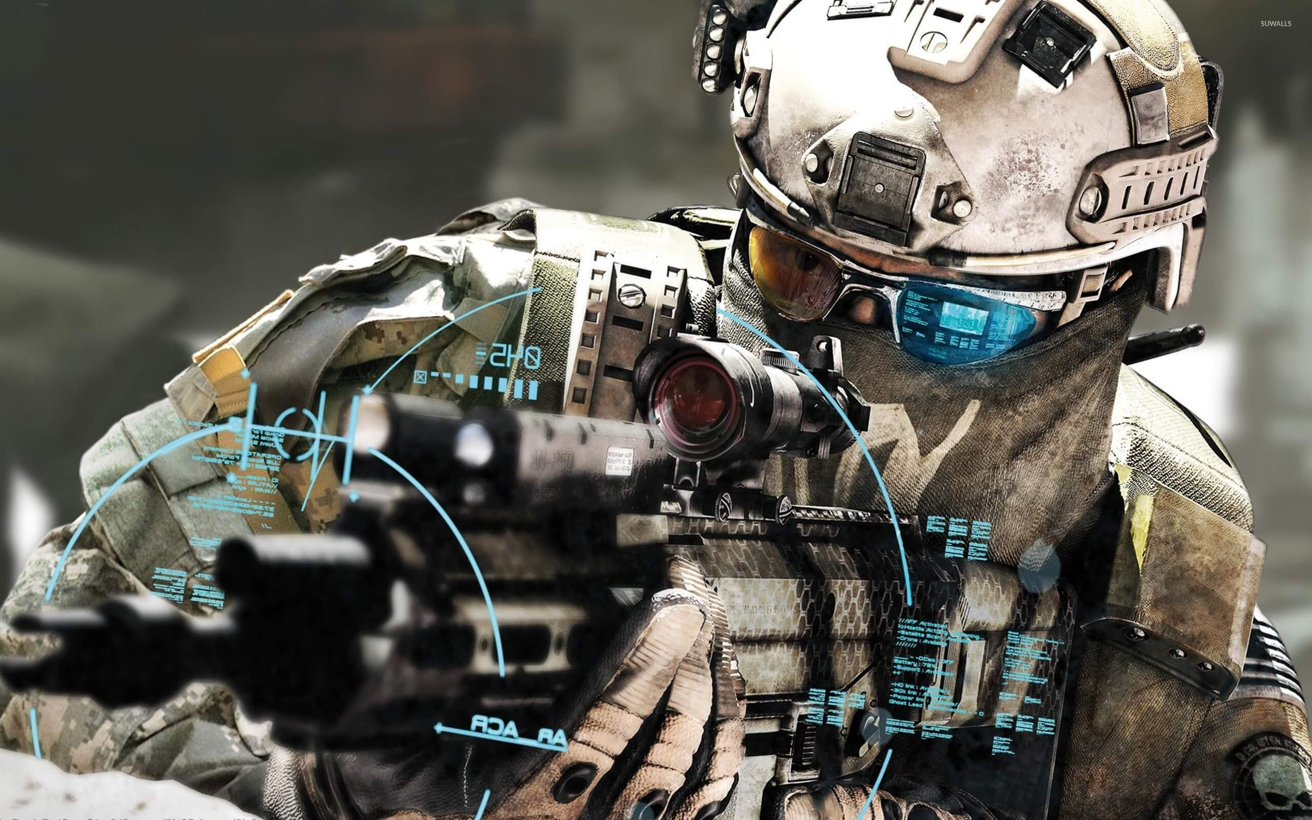 Microsoft to supply USA  soldiers with HoloLens headsets on the battlefield